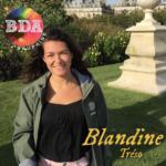 BLANDINE - TRÉSORIÈRE